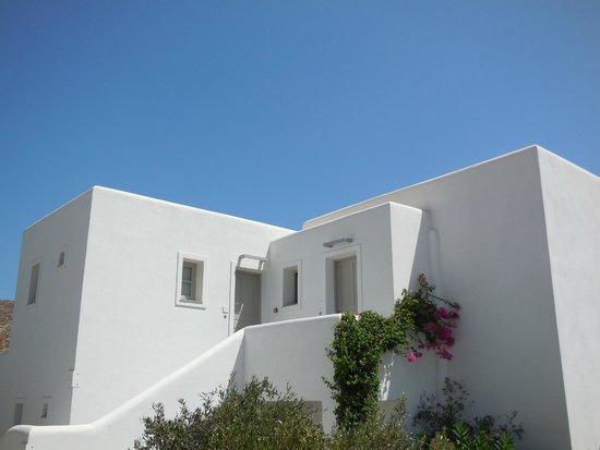 Anemi Hotel: I colori della Grecia