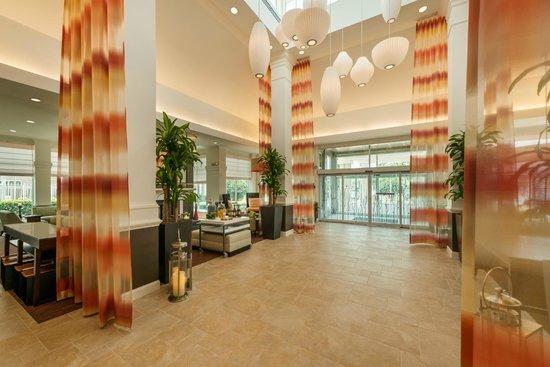 Hilton Garden Inn Orlando East/UCF Area : Hotel Entrance