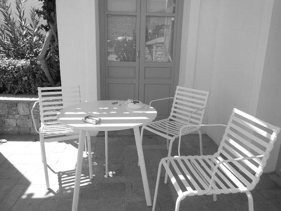 Anemi Hotel: La nostra terrazza