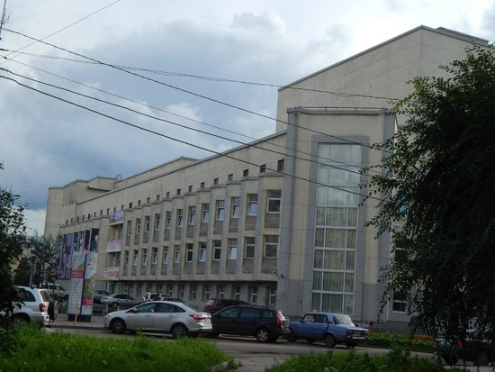 ‪Krasnoyarsk Musical Theater‬