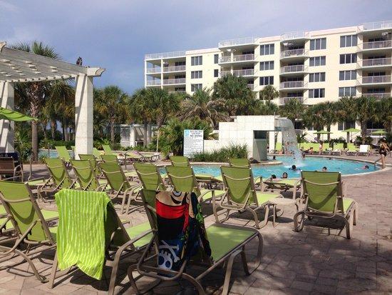 Destin West Beach and Bay Resort: Beautiful view!