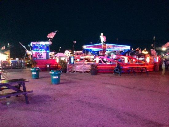 Knightly's Funfair : Fun Rides