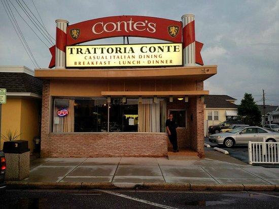 Italian Restaurants In Wildwood Crest New Jersey