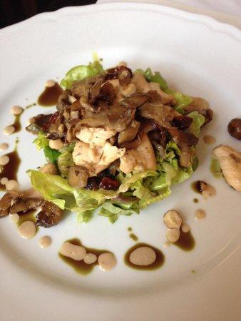 Farina Restaurant : Lunch at Farina 2 nd step ;)