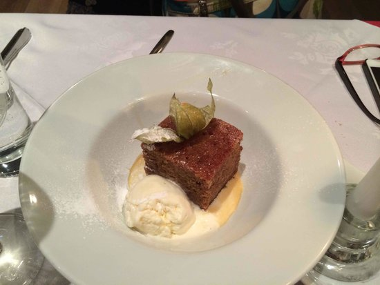 Brea - Scottish Restaurant: Sticky toffee