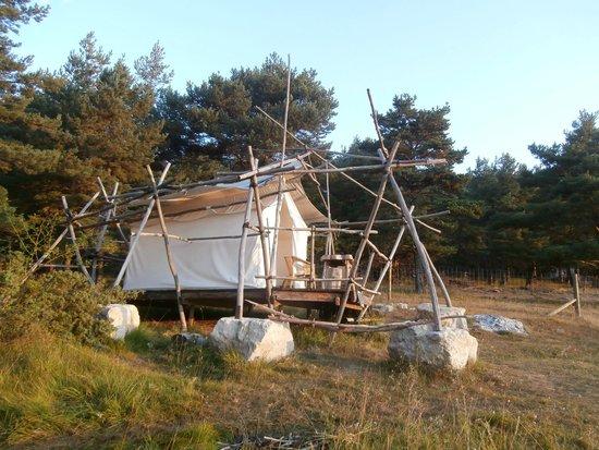 Reserve Biologique des Monts d'Azur : Ecolodge
