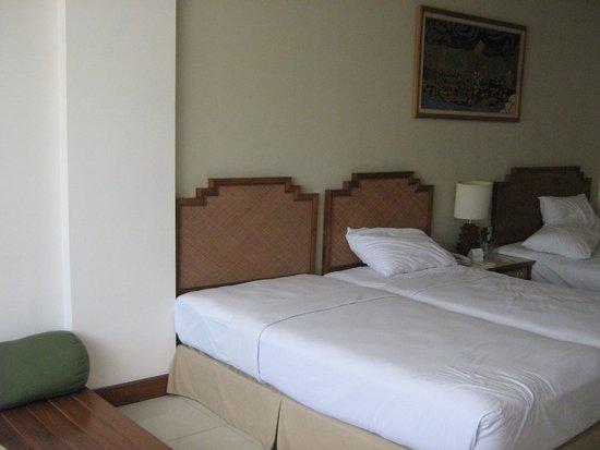 Bali Mandira Beach Resort & Spa: chambre