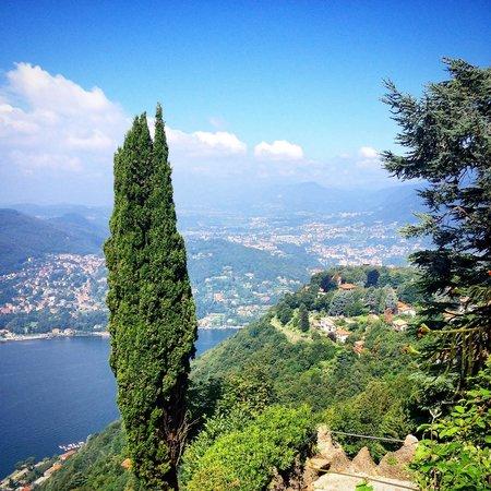 Funicolare Como-Brunate : Lake Como