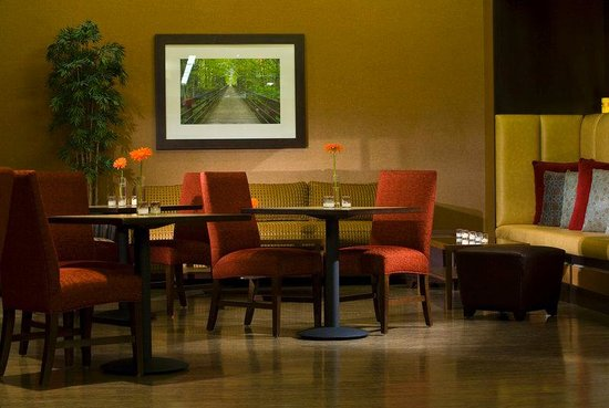 Doubletree Hotel Bethesda: Dining