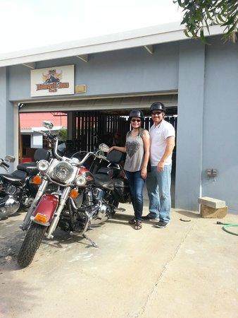 Beautiful Harley Davidson Heritage Softail Picture Of Aruba Motorcycle Tours Oranjestad
