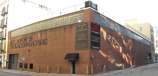 Photo of Performing Arts Venue St. Ann's Warehouse at 66 Water St, Brooklyn, NY 11201, United States