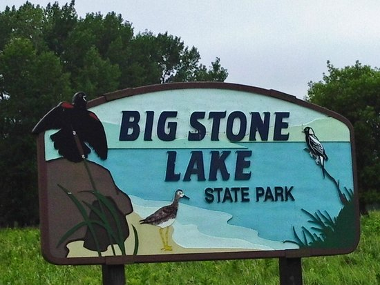 Big Stone Lake State Park Campgrounds