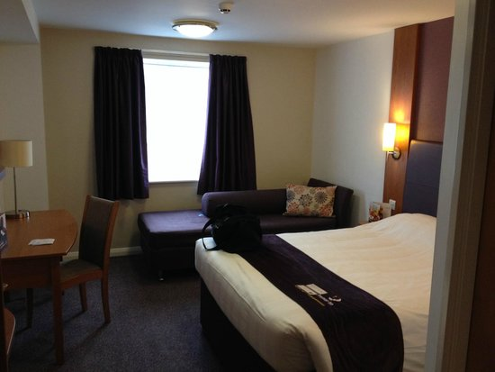 Premier Inn Dartford: Clean and tidy