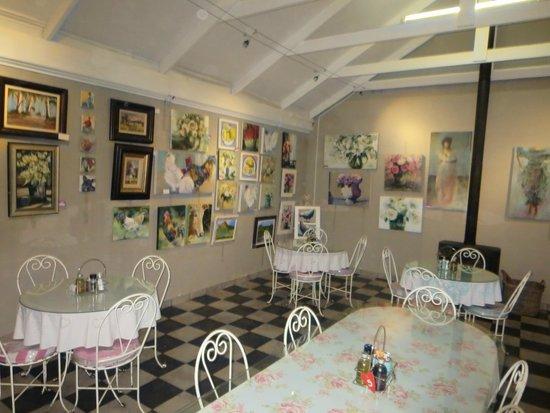 Valley Bakery: taken inside restaurant