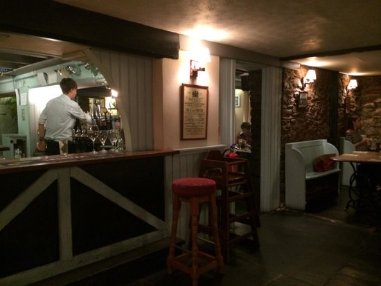 The Plough: The Hospitable Bar with Local Cider and Real Ales