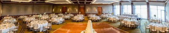Oak Brook, Ιλινόις: Hyatt Lodge is well known as a great wedding space, our indoor function space .