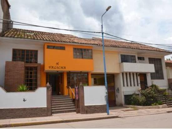 Valicha Wasi: hotel y alrededores