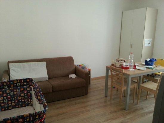 sala pranzo/cucina - Picture of Residence Lagorai, Tesero - TripAdvisor