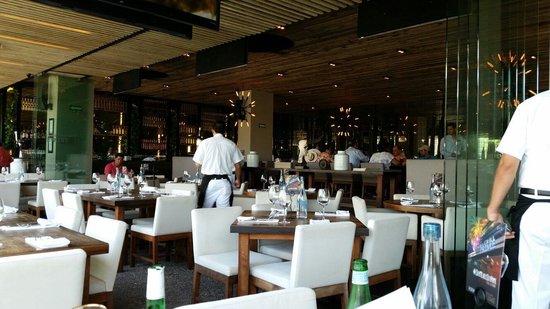 Sonora Grill Prime Vallarta: Vista del bar