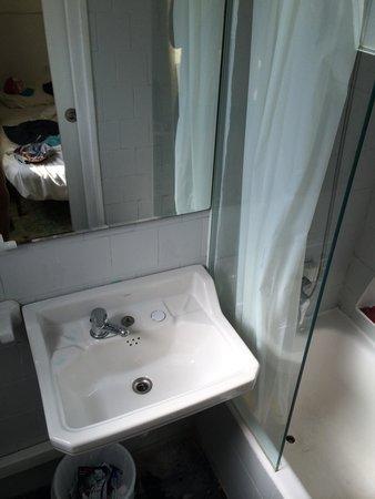Pension Espalter: Badezimmer