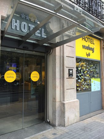 Hotel Vueling BCN by Hc : Entrance
