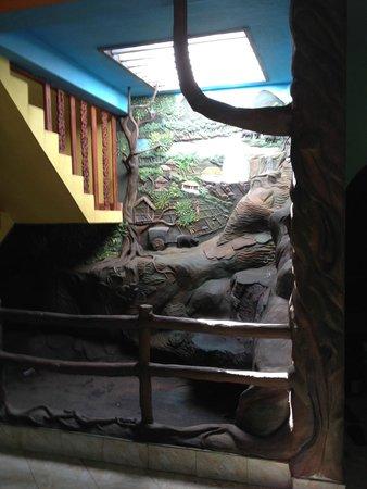 Sinhagiri Villa: intérieur guesthouse