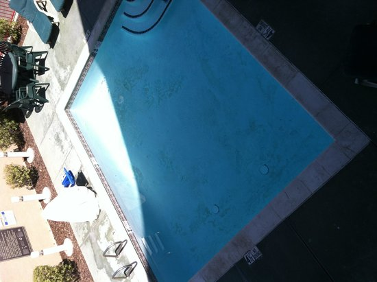 Hawthorn Suites by Wyndham Livermore Wine Country: pool is dirty