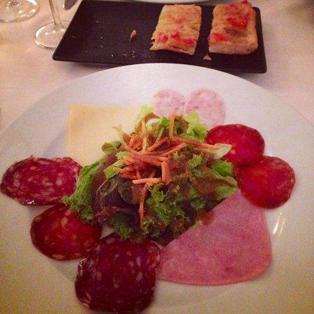 Centfocs : Catalan salad