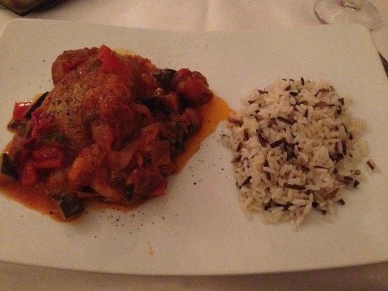 Centfocs : Chicken and wild rice