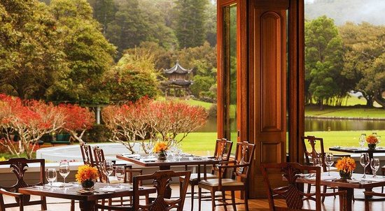 Four Seasons Resort Lana'i, The Lodge at Koele - TEMPORARILY CLOSED: The Terrace restaurant