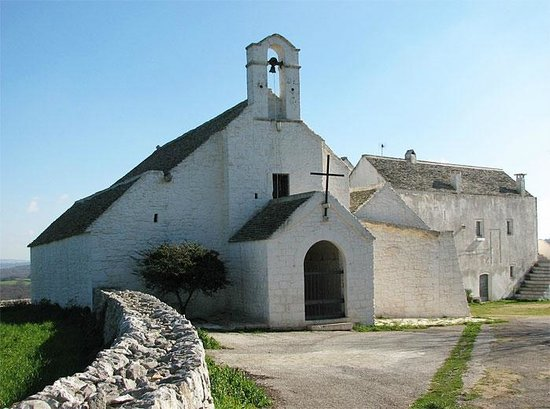 La Chiesa del Barsento