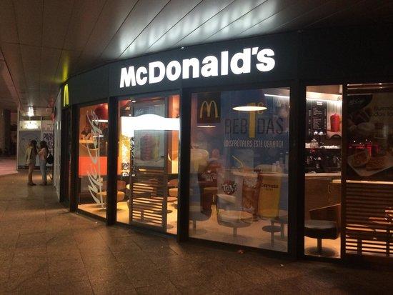 imagen McDonald's - Nervión en Sevilla