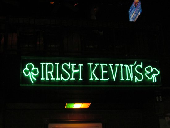 Irish Kevin's Bar: Good time.