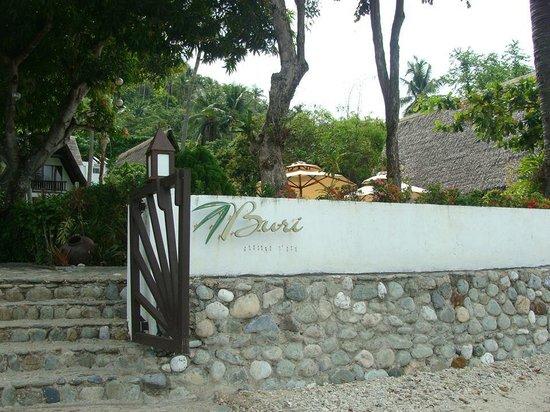 Buri Resort & Spa: Entrance