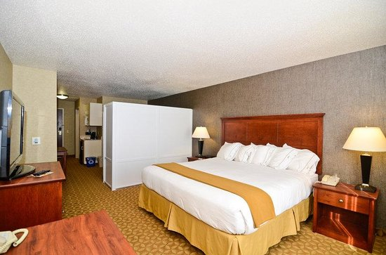 Holiday Inn Express Fort Atkinson: Kids Suite
