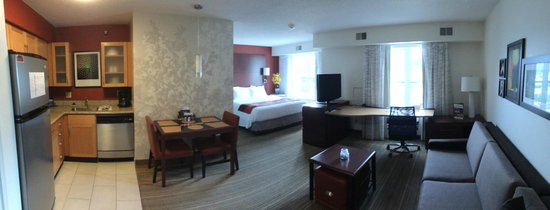 Residence Inn Madison East : Studio