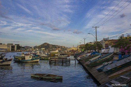 Niteroi, RJ: Barcos no Cais