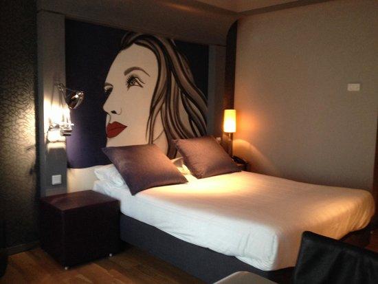 Apollo Hotel Breda City Centre : Single room