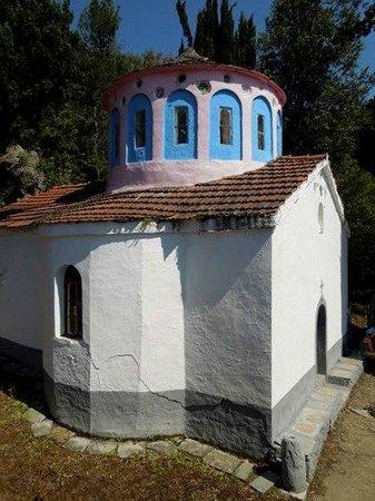 Monastery of Panagia Kechria