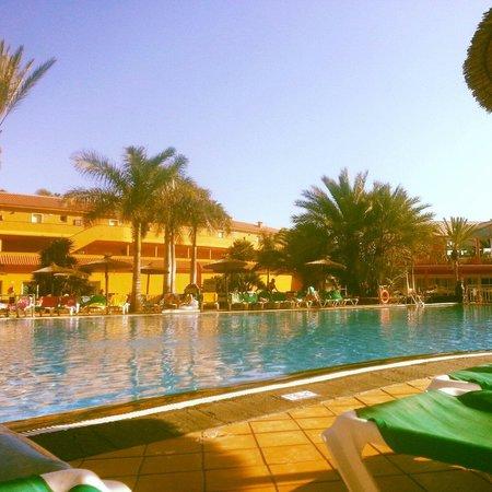 Oasis village pool