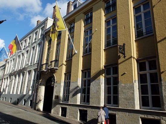 Grand Hotel Casselbergh Bruges: Grand Hotel Casselbergh