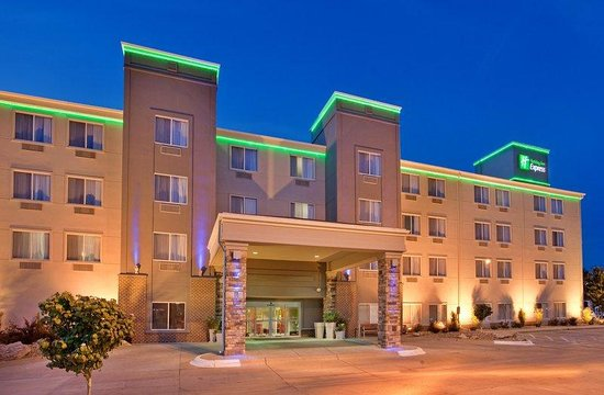 Holiday Inn Express Fremont: You're Always Welcome