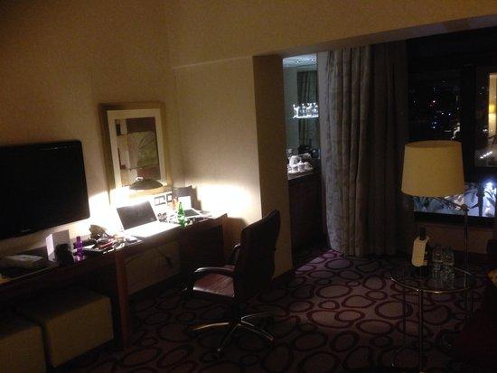 InterContinental Jordan : Living Room