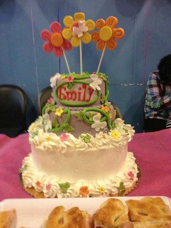 Le torte di Marzia: Torta Fiori