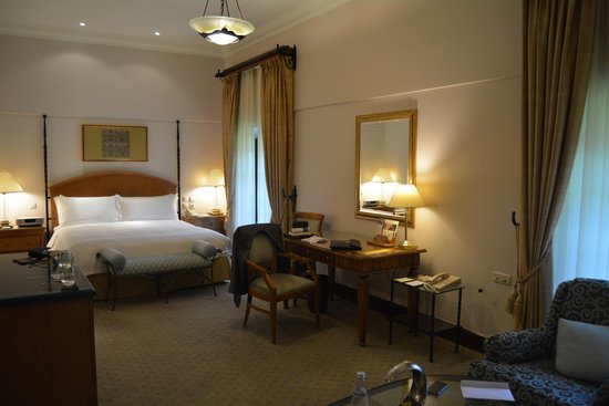 Four Seasons Hotel Istanbul at Sultanahmet: Schlafbereich
