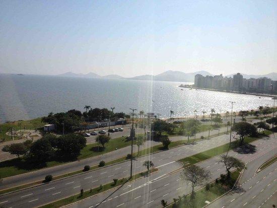 Novotel Florianopolis : Vista do apartamento1059.