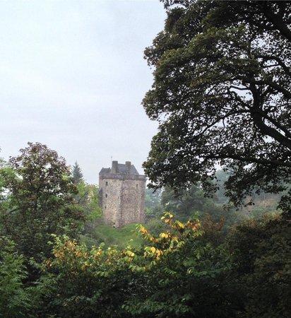 Castle Campbell: Amazing hidden castle