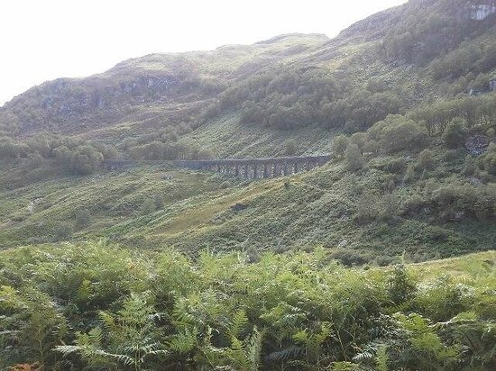 Lochleven B&B Killin: Vlak in de buurt van Killin