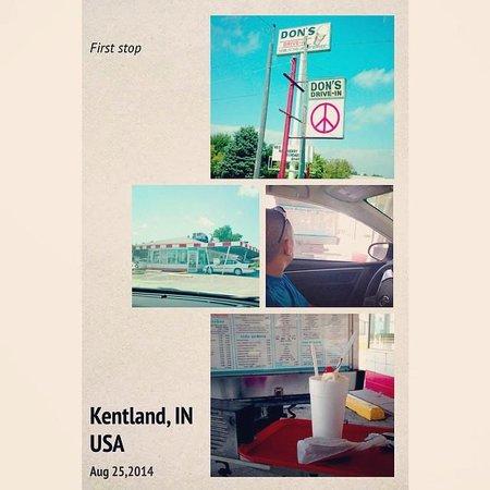 Kentland, IN: Best Ice Cream Shake Ever!!