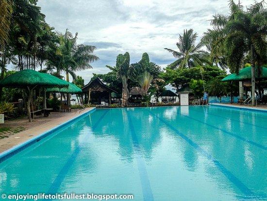 Fernandez Beach and Garden Resort:Pool